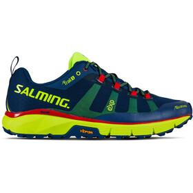 Salming Trail 5 Sko Herrer, poseidon blue/safety yellow